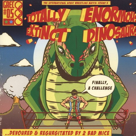 Totally Enormous Extinct Dinosaurs - All In One Sixty Dancehalls E.p