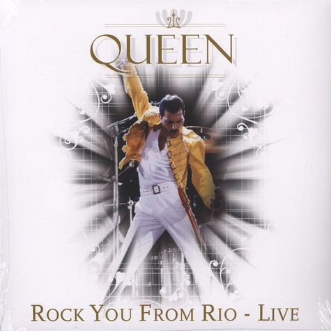 Queen - Rock You From Rio Live