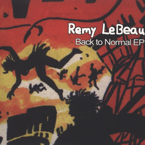 Remy LBO - Back To Normal EP
