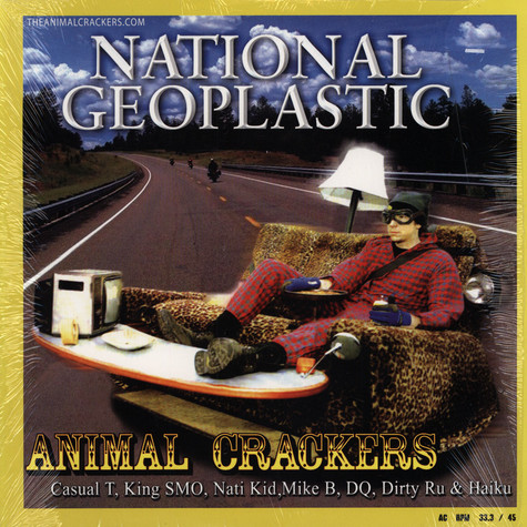 Animal Crackers - National geoplastic