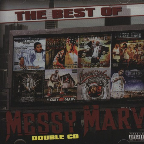 Messy Marv                     - Best Of Messy Marv