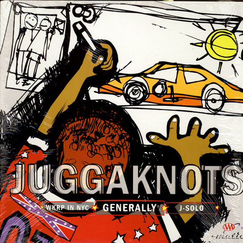 Juggaknots, The - WKRP In NYC / Generally / J-Solo
