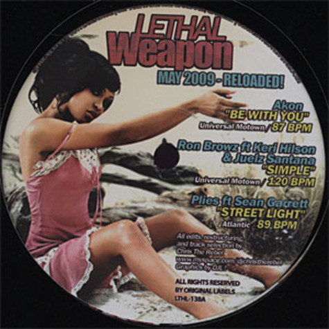 Lethal Weapon - Volume 138 - May 2009 Reloaded