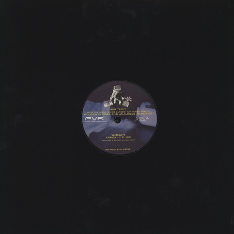 Ron Trent - Wooden Floors And Analaogue Sampler