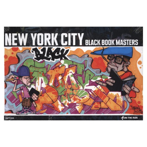 Black Book Masters - NYCs Black Book Culture Hardcover