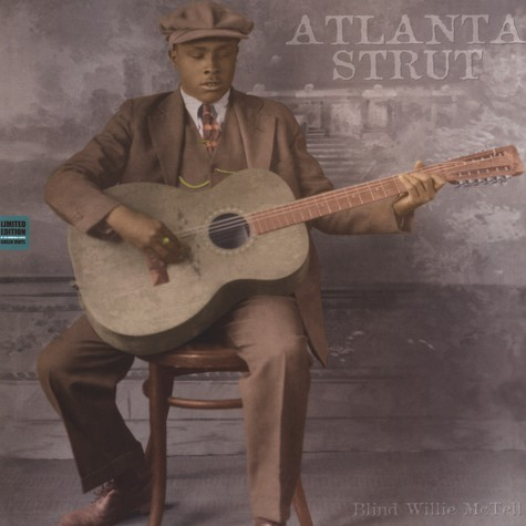 Blind Willie McTell - Atlanta Strut Green Vinyl Edition