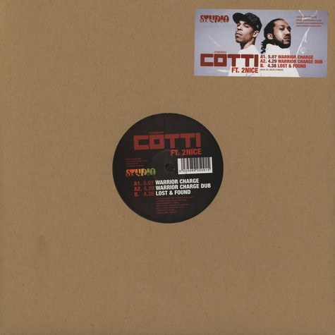 Cotti - Warrior Charge feat. 2 Nice