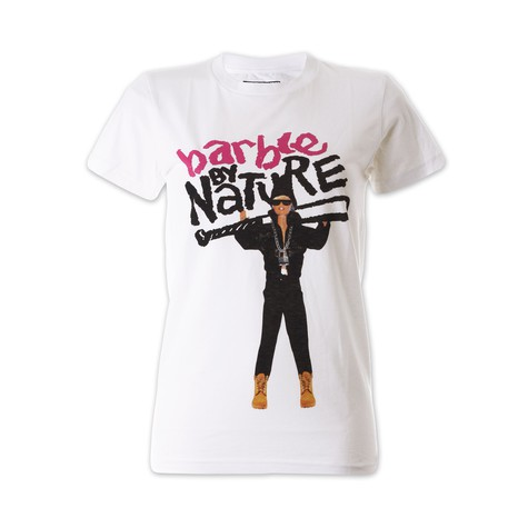 Jeepney - Barbie By Nature Women T-Shirt