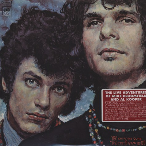 Mike Bloomfield & Al Kooper  - Live Adventures Of …