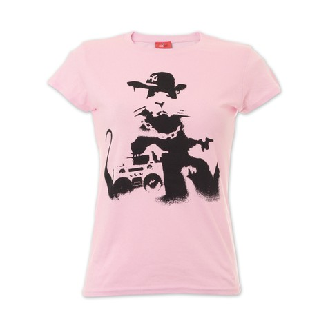 Banksy - Rat King Women T-Shirt
