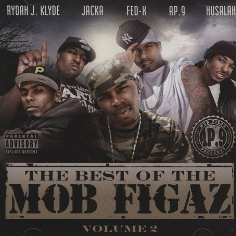 Mob Figaz, The          - The Best of The Mob Figaz Volume 2