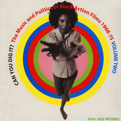 Soul Jazz Records presents Can you Dig It? - The Music and Politics of Black Action Films 1969-75 - LP 2