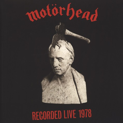 Motörhead - Whats Wordsworth - Recorded Live 78