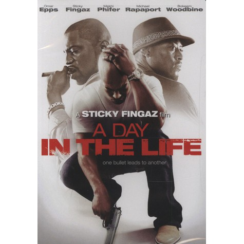 Sticky Fingaz - A Day In The Life
