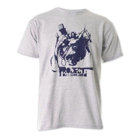Project Mooncircle - The heart on the right spot T-Shirt