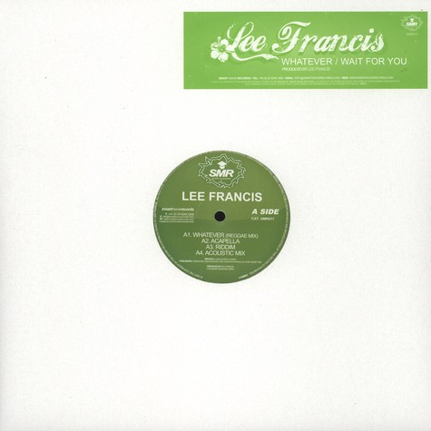 Lee Francis - Whatever