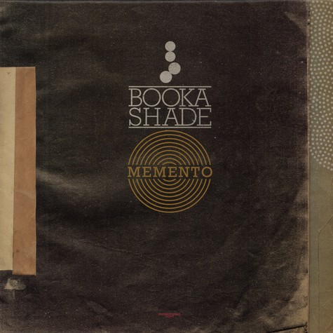 Booka Shade - Memento
