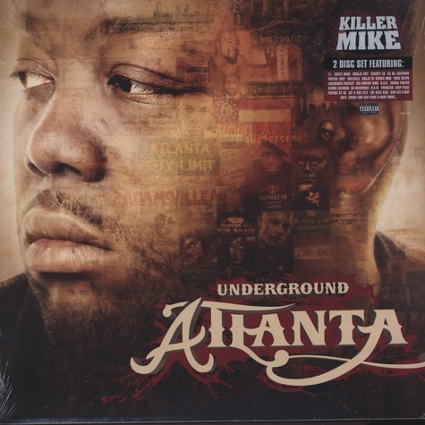 Killer Mike presents - Underground Atlanta
