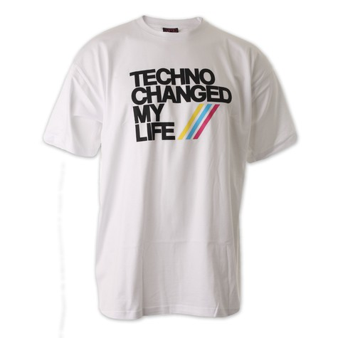 Atzenmusik - Techno Changed My Life T-Shirt