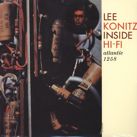 Lee Konitz - Inside Hi-Fi
