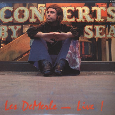 Les DeMerle - Concerts By The Sea