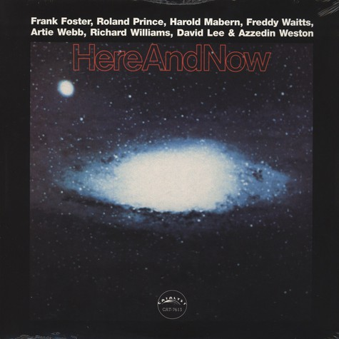 Frank Foster - Here And Now