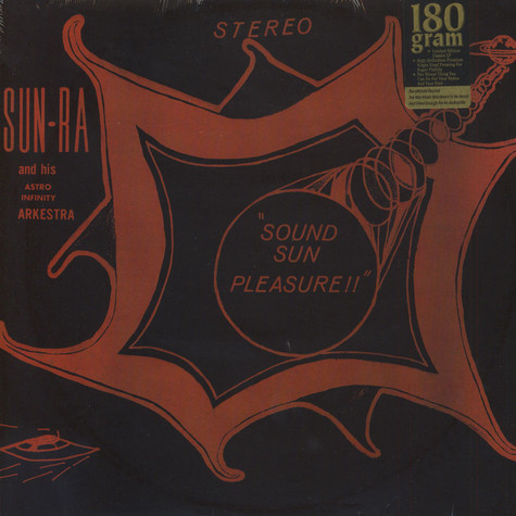 Sun Ra - Sound Sun Pleasure