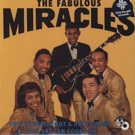 Miracles, The - The Fabulous Miracles