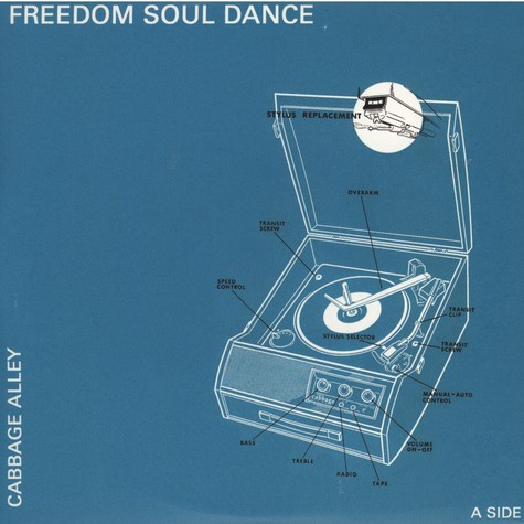 Cabbage Alley - Freedom Soul Dance
