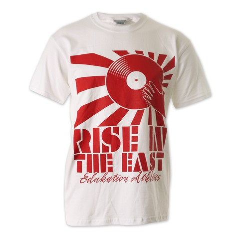 Edukation Athletics - The Rise Of The East T-Shirt