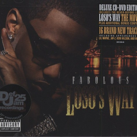Fabolous                       - Losos Way Deluxe Edition