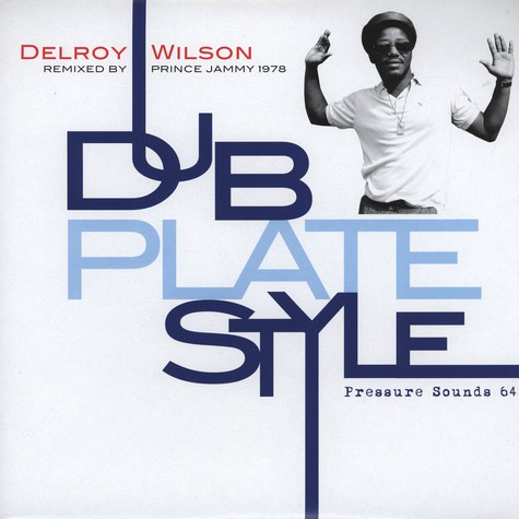 Delroy Wilson - Dub Plate Style