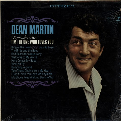 Dean Martin - I'm the one who loves you