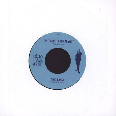 Timo Lassy - The More I Look At You Feat. Jose James