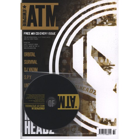 ATM Mag - 2009 - July / August - Issue 84