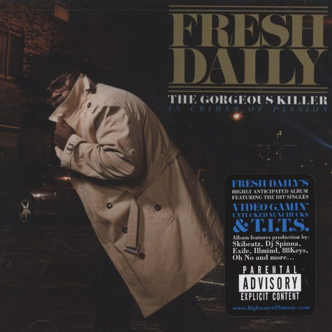 Fresh Daily - The Gorgeous Killer In Crmies Of Passion