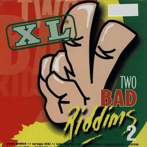 V.A. - Two Bad Riddims 2