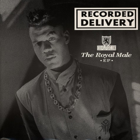 MC Duke  - The royal male EP