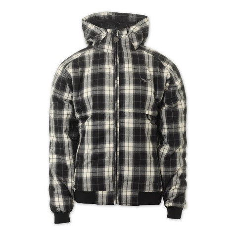 Cleptomanicx - Polarzipper Flannel Jacket