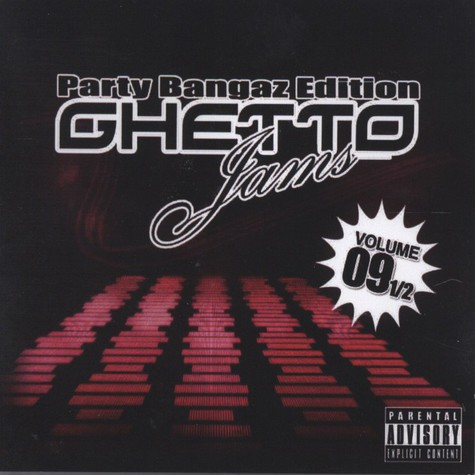 Ghetto Jams - Volume 9 1/2