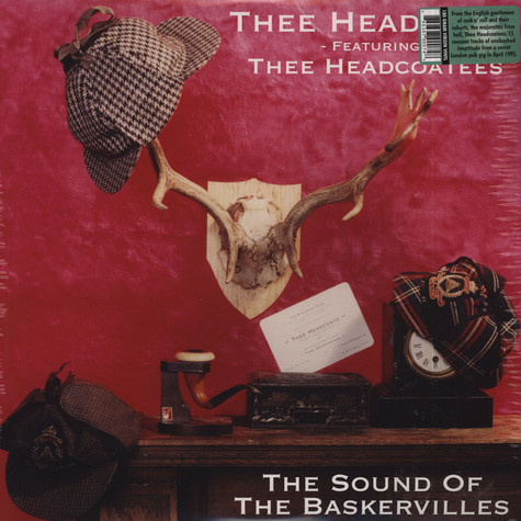 Thee Headcoats - The Sound Of The Baskervilles