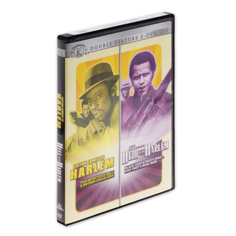 Cotton Comes To Harlem - DVD movie