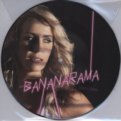 Bananarama - Love Comes - Sara Disc