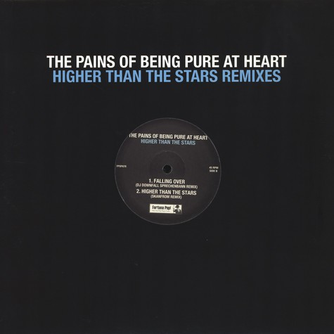 Pains Of Being Pure At Heart, The - Higher Than The Stars Remix EP