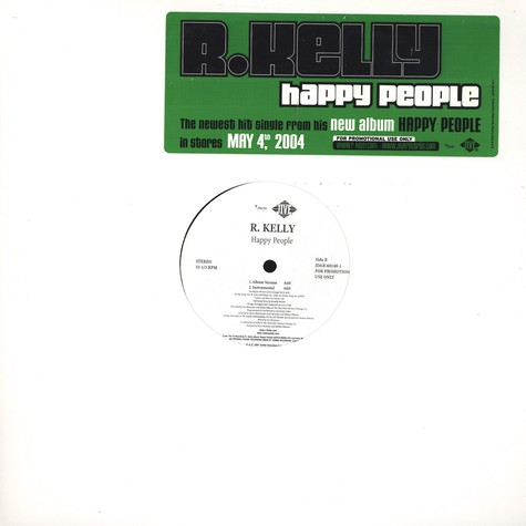 R.Kelly - Happy people