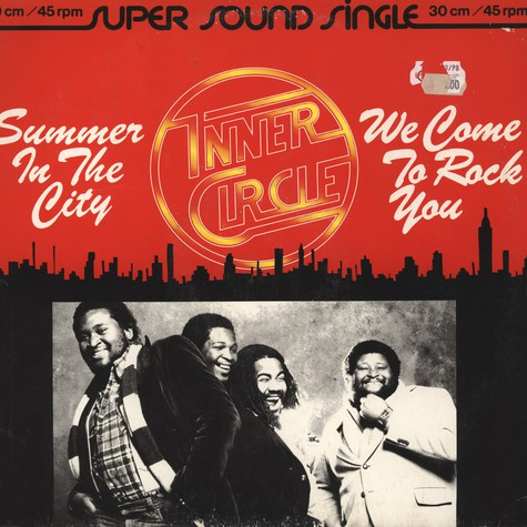 Inner Circle - Summer in the city