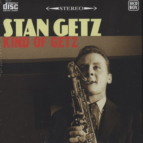 Stan Getz - Kind Of
