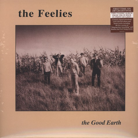 Feelies, The - The Good Earth