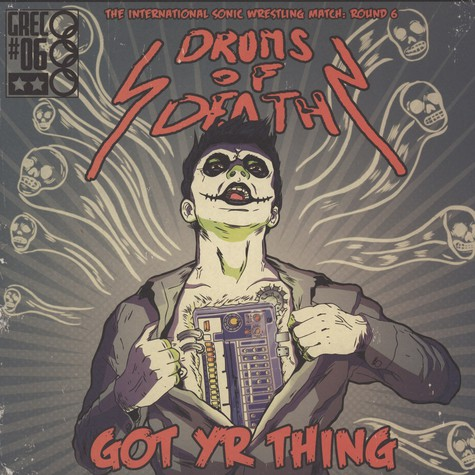 Drums Of Death - Got Yr Thing