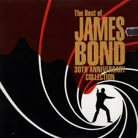 V.A. - The Best Of James Bond - 30th Anniversary Collection